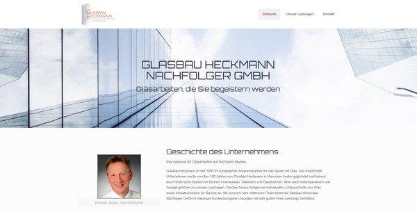 Glasbau Heckmann Hannover