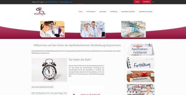 Apothekerkammer Mecklenburg-Vorpommern
