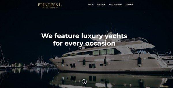 Webseite-Yacht-Charter-Webdesign-Agentur-Sportboote