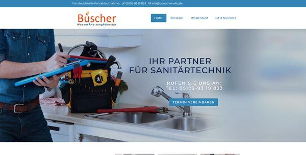 Buescher-Hannover-Laatzen-Webseite-Agentur-Webdesign
