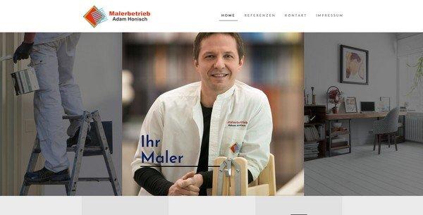 Malerbetrieb-Adam-Honisch-Webagentur-Paderborn-Bielefeld