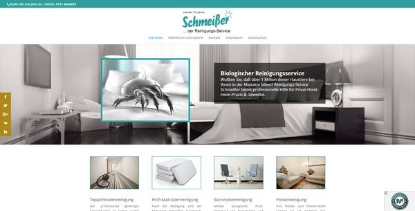 homepage f r handwerker in hannover prometheus webdesign. Black Bedroom Furniture Sets. Home Design Ideas