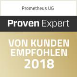 Bewertungen und Erfahrungen mit Prometheus Webdesign Hannover