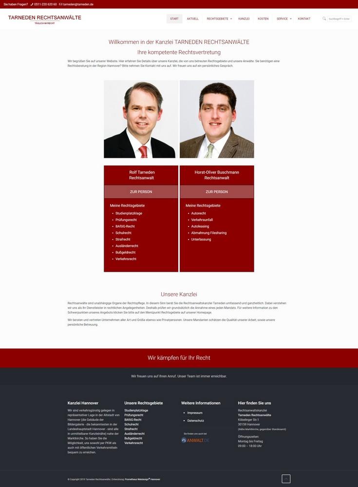 webdesign-rechtsanwälte-agentur-webdesigner-hannover-scroll-shot