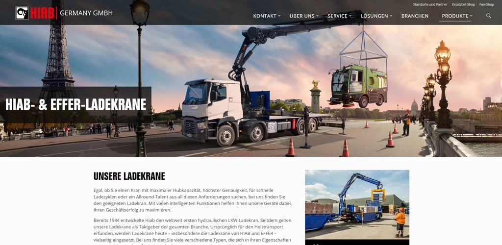 Hiab Germany GmbH
