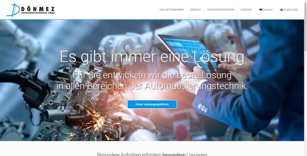 Dönmez Sondermaschinenbau GmbH