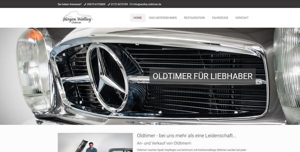 oldtimer-website