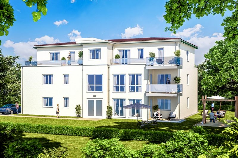 High-End 3D-Visualisierungen für Immobilien