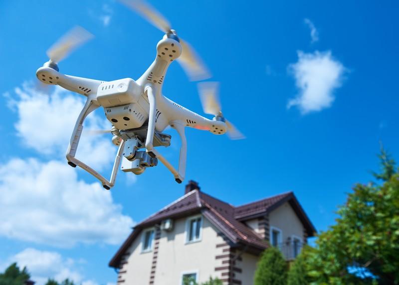 Drohnenaufnahmen